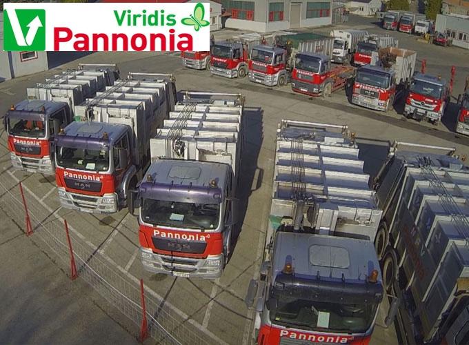 Üdvözöljük a Viridis - Pannonia Kft. honlapján!